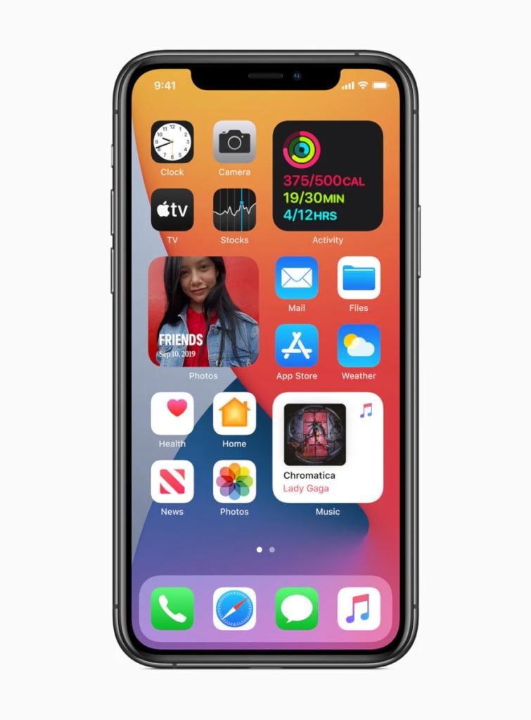 Обзор iOS 14 новое обновление